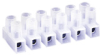 Eurostrips® Feed-Through Flat Base -- HE10WPR/12 -- View Larger Image