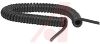 Cord; 15; 0.310 in.; 24 in.; 23 AWG; 120 V (Max.); 1 A; Black; UL Listed -- 70195201