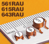 High Reliability Air Core Inductor -- ML615RAU111MLZ
