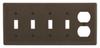 Standard Wall Plate -- NP48 - Image