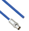 Plenum Cable Assembly TRB 3-Lug Cable Jack to Blunt MIL-STD-1553 .242