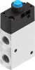 Stem actuated valve