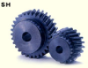 124.23mm PD Helical Gears -- SH2-60L-Image
