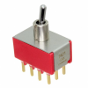 Toggle Switches -- 7401LY9AV2QE-ND -Image