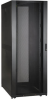 42U SmartRack Wide Standard-Depth Rack Enclosure Cabinet with Two Pre-Installed SRCABLEVRT3, with sides & doors -- SR42UBWDVRT -- View Larger Image