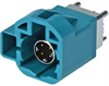 Coaxial Connectors (RF) -- P124192-6-ND -Image