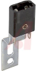 Lamp Holder; Miniature Wedge; 20 W; 28 V; Black Nylon (Housing); 6 in.; Lug -- 70214082