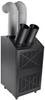 SmartRack Portable Server Rack Cooling Unit - 24,000 BTU, 208/240V, Network Management Card -- SRCOOL24K - Image