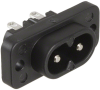 Power Entry Connectors - Inlets, Outlets, Modules -- 486-2205-ND - Image