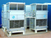 Closed Circuit Hybrid Cooling Towers -- HXV