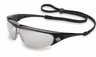 Harley Davidson Safety Glasses, HD400 Black Frame Gray Mirror Lens -- EW-86325-15