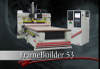 3 Axis CNC Router FrameBuilder Series -- FrameBuilder 53
