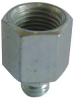 Grease Fitting,Straight,Hex,PK5 -- 5NUF4