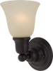 Bel Air 1-Light Wall Sconce -- 11086SVOI