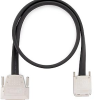 SHC68-68-RDIO Shielded Cable, 68 pin D-Type to 68 pin VHDCI, 1m -- 191667-01