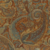 Paisley Jacquard Fabric -- R-Kopen