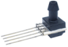 TruStability® HSC Series-High Accuracy, ±1% total error band, digital I²C address: 0x48, SIP, AN: single axial barbed port, absolute, 100 psi, 5.0 Vdc, dry gases only -- HSCSANN100PA4A5