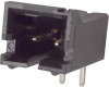 Rectangular Connectors - Headers, Male Pins -- A28619-ND -Image