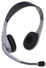 Cyber Acoustics AC-201 Stereo Headset with Microphone -- AC201R-ML
