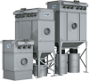 BDC Compact Media Dust Collector -- BDC Series - Image