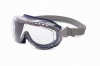 Flex Seal Goggles - indirect vent w/ neoprene band > FRAME - Navy > LENS - Clear > STANDARD PK - 50/bx > UOM - Each -- S3400X