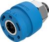 Quick coupling socket -- NPHS-D6-P-G14 -Image