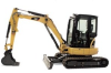 304D CR Mini Hydraulic Excavator -- 304D CR Mini Hydraulic Excavator