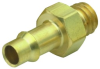 Brass Barb Fitting -- 11752-4 -Image