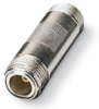 N-Type Barrel Connector, Single-Pack -- LN100