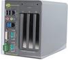 Intel® Celeron® Fanless Shoe-Box IPC w/ 3x PCI/PCIe Slots