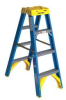 Double Sided Ladder,4 Ft -- T6004 - Image