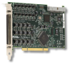 NI PCI-6528 Industrial, 24 DI, 24 DO, Ch-Ch Isolated DIO; NI-DAQ -- 778833-01