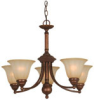 914-1045: MADRID CHANDELIER -- 8-02062-54364-4 - Image