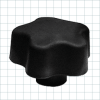 Cushion Grip Star Knobs - Image