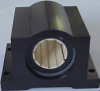 Closed Pillow Block -- Series RJUI-11 - Image
