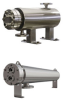 Shell and Tube Heat Exchangers -- Pharma-Line