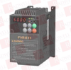 PETER ELECTRONIC FUS-220/3E11S ( DISCONTINUED BY MANUFACTURER, FREQUENCY INVERTER, 5.3 AMP, 380-480 V ) -Image