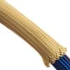 Spiral Wrap, Expandable Sleeving -- 1030-KVN1.00YL25-ND -Image
