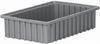 Grid Box, Akro-Grid Box 16-1/2 x 10-7/8 x 4 -- 33164GREY - Image