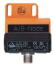 AS-Interface dual sensor for pneumatic quarter-turn actuators -- AC2315 -Image