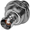 Twinaxial TRB 3-lug Bulkhead Jack Feedthru Isolated -- 10-06568