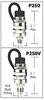 P250 Series Pressure Switch -- P250-15W3
