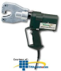 Greenlee Corded Quad-Point Crimping Tool, Open Head, 120V.. -- CK06AT11