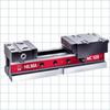 High-Precision Power Vises -- NC Series Hydraulic Vises