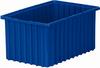 Grid Box, Akro-Grid Box 16-1/2 x 10-7/8 x 8 -- 33168BLUE - Image