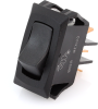 Littelfuse 54010 Compact Rocker Switch, SPST, On-Off -- 44297 - Image