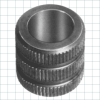 Serrated Groove Castable Bushing -- SG Series