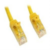 StarTech.com Snagless Cat6 UTP Patch Cable - ETL Verified - -- N6PATCH35YL