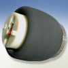 Air springs for Driver's Seats -- Vehicle Body Vibration Control