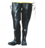 Rubber Hip Boots- (1 Pair) -- BH